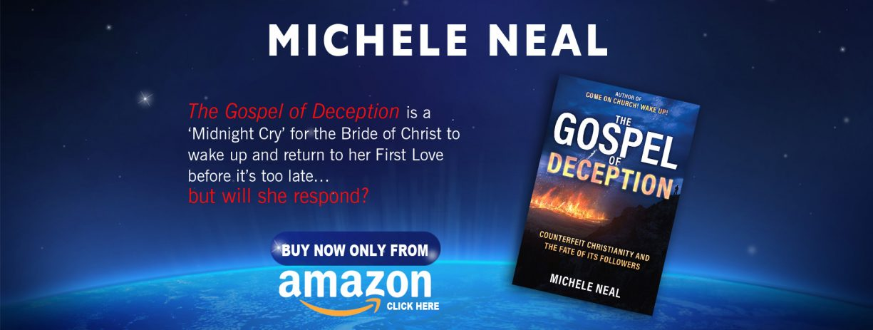 "New Book Release! ""The Gospel of Deception – Counterfeit Christianity and the Fate of Its Followers"""