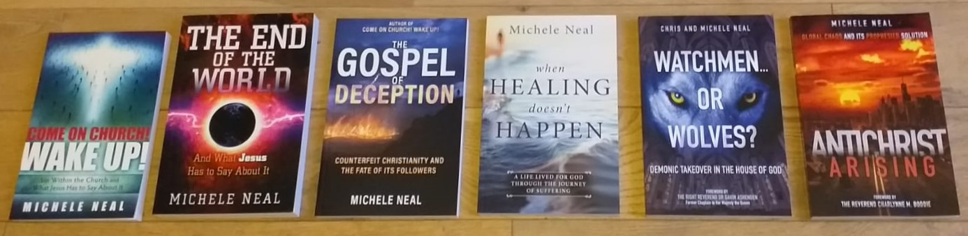 Reviews of Michele's books